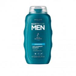 Шампунь для волос и тела North For Men Subzero 250 мл. АКЦИЯ!!!