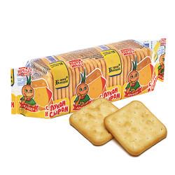 Крекер с луком и сыром/Бежицкий 1 кг.