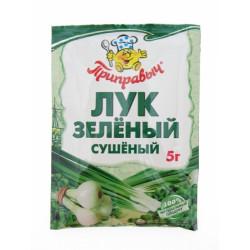 Приправа  лук зеленый сушеный 5 гр.