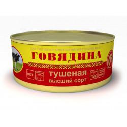 """Говядина тушёная  в/с """"Йошкар-Ола"""" ГОСТ 325 гр."""