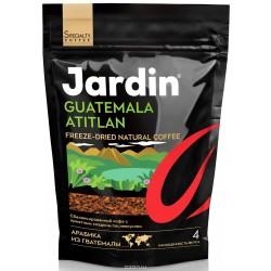 Кофе Жардин №4 Гватемалия Атитлан  растворимый м/у 100% Арабика 75гр