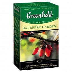 Чай Гринфилд Барберри Гарден черный 100 гр.