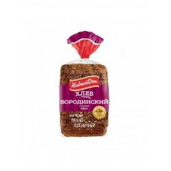 Хлеб Бородинский (нарезанная часть изделия) 300 гр.