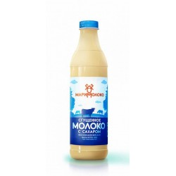 "Молоко сгущ.  ""МариМолоко"" с сах. 8,5% ГОСТ п/б 1 кг."