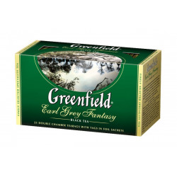 Чай Гринфилд Эрл Грей Фэнтази 25 пак.
