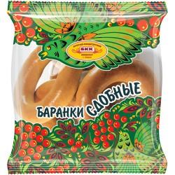 """Баранки """"Сдобные"""" БКК 315 гр."""