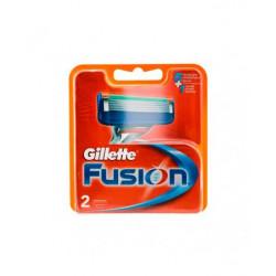 Сменные кассеты  Gillette Fusion 2 шт.